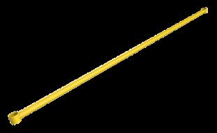 Diagonal horizontal, Andamio de carga García Vega