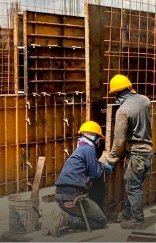 Equipos para construcción, Garcia Vega