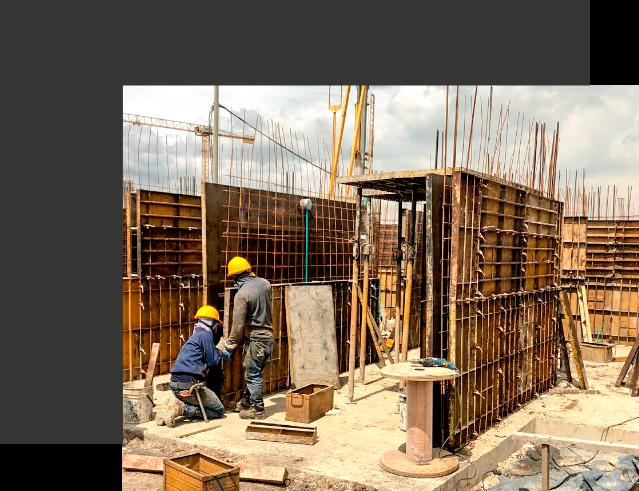 Materiales para construcción, Gracia Vega